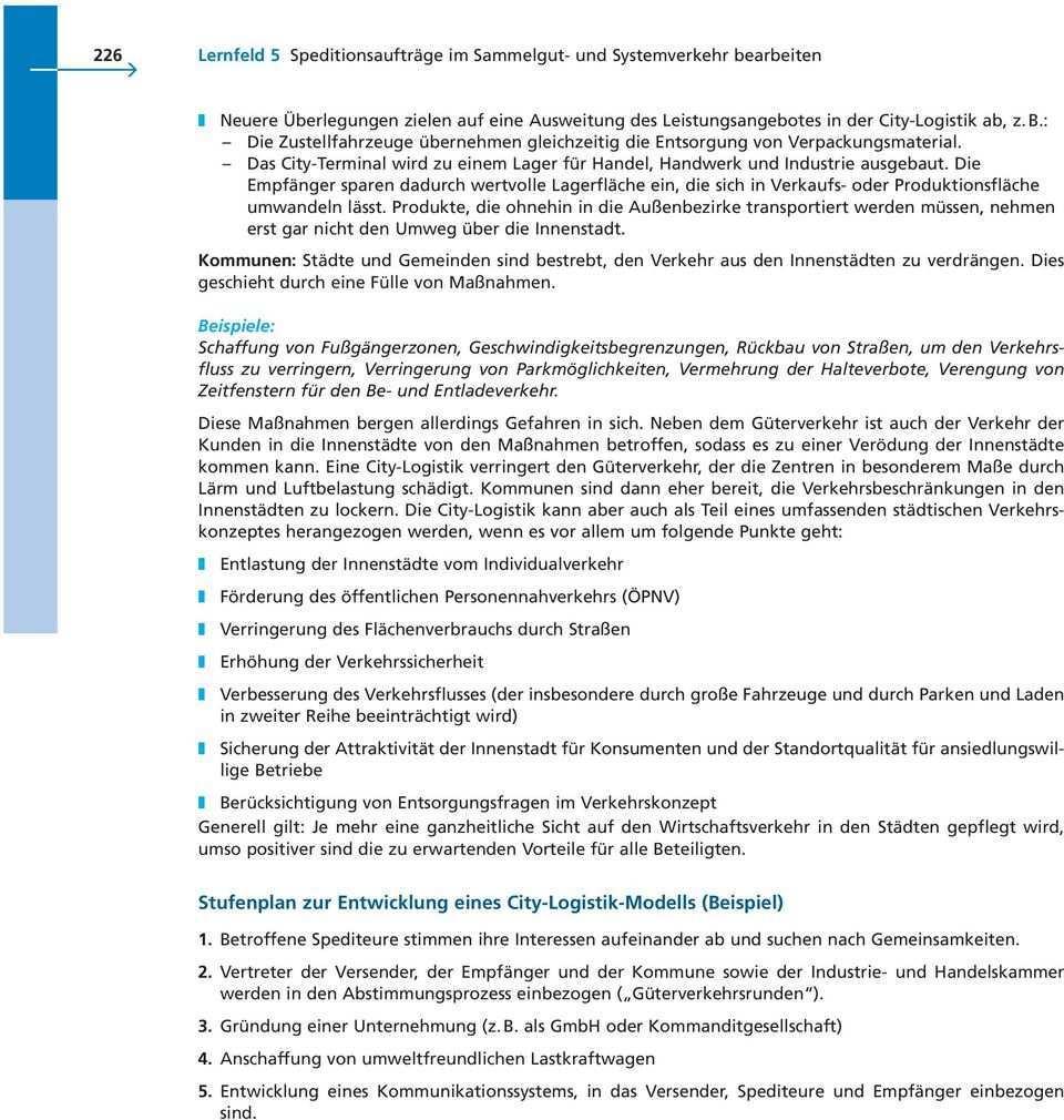 Leistungsprozesse Spedition Und Logistik Pdf Free Download