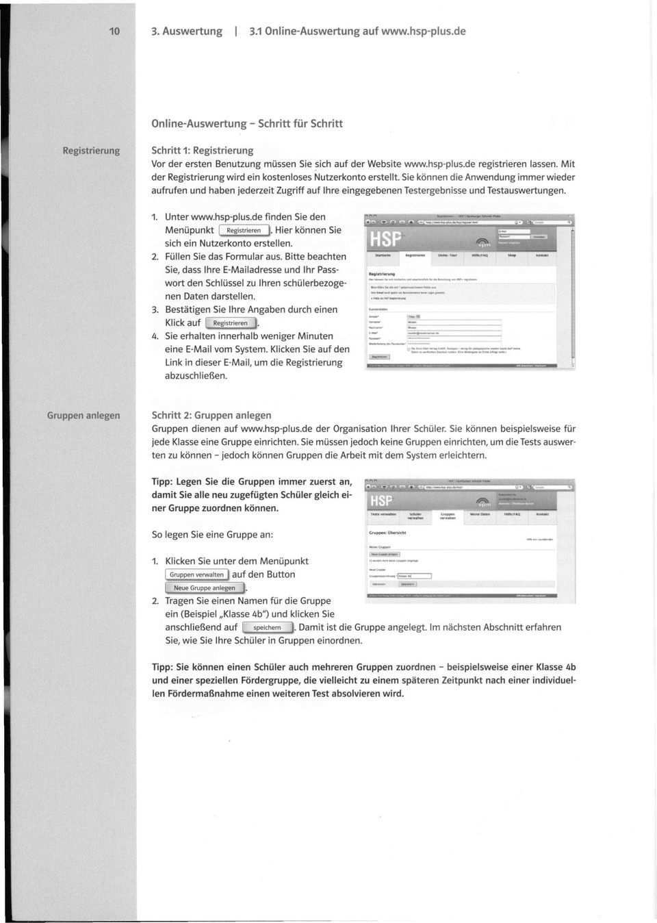 Hinweise Zur Durchfuhrung Und Auswertung Pdf Free Download