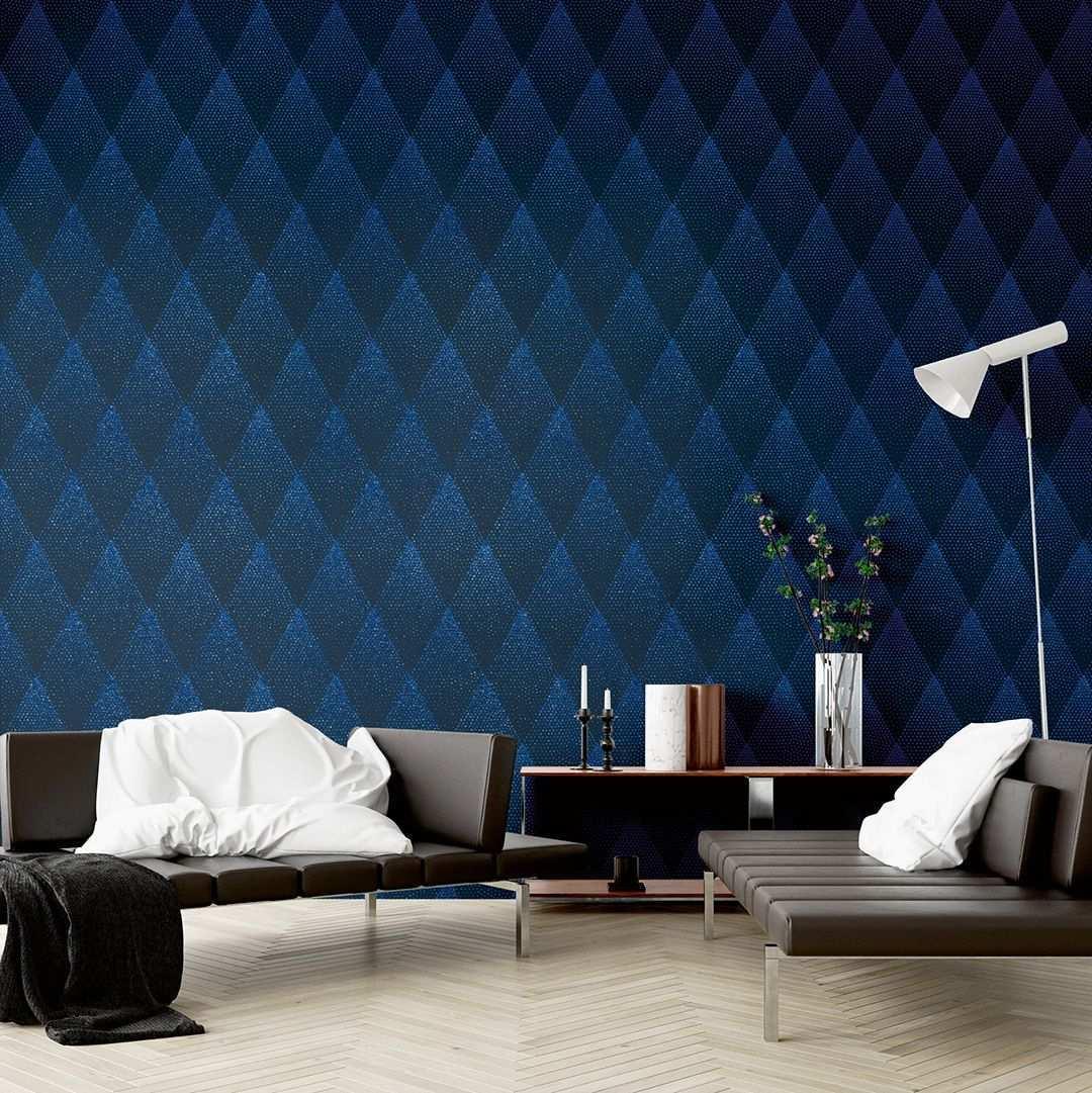 Grosskariert Malerei Schlafzimmer Wande Design Tapeten Tapeten