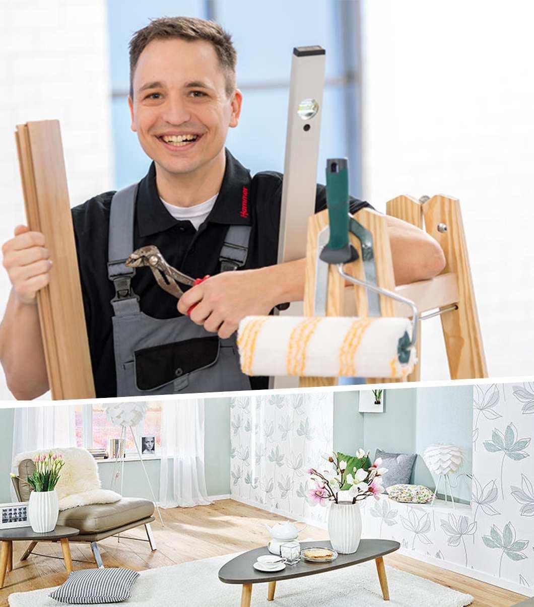 Tapeten Scheffer Hammer Heimtex Ihr Fachmarkt Fur Raumgestaltung
