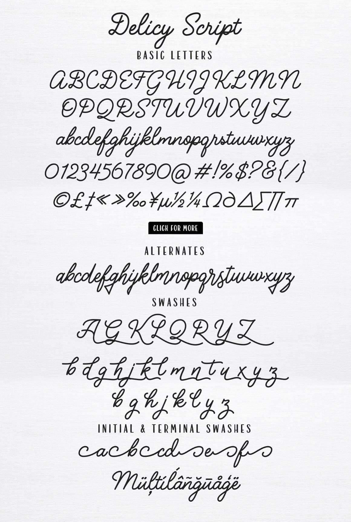 Delicy Lettering Alphabet Lettering Abc Alphabet
