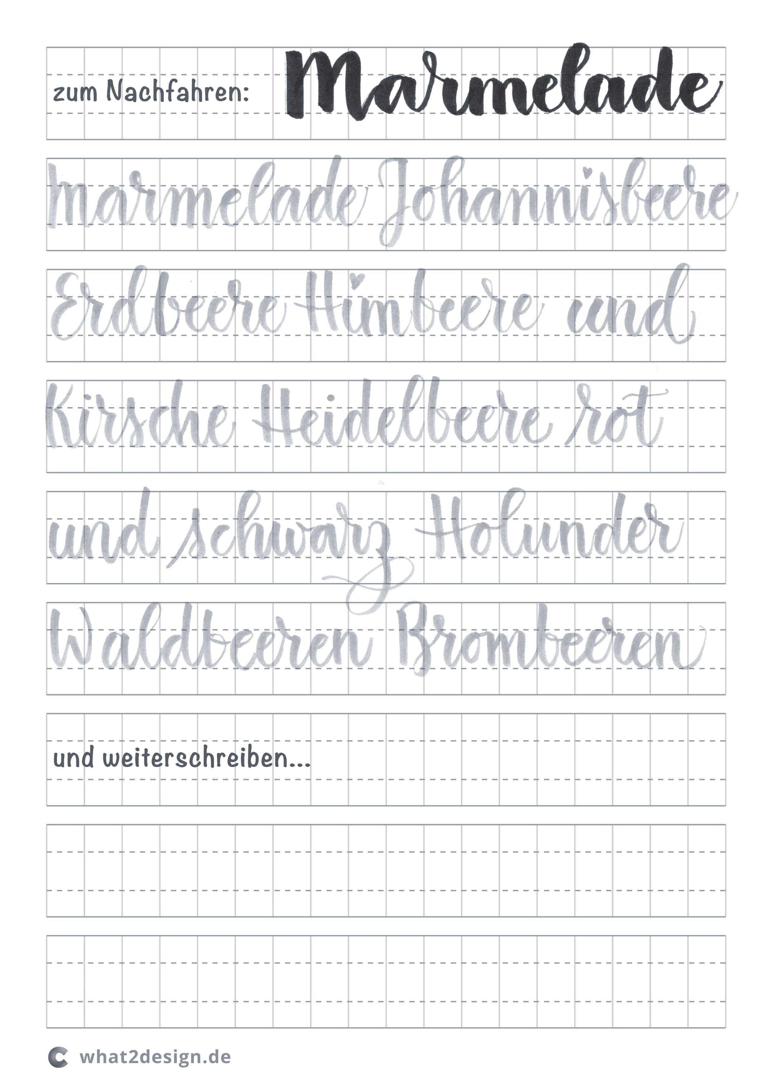 Lettering Practice Lettering Buchstaben Vorlagen Handlettering