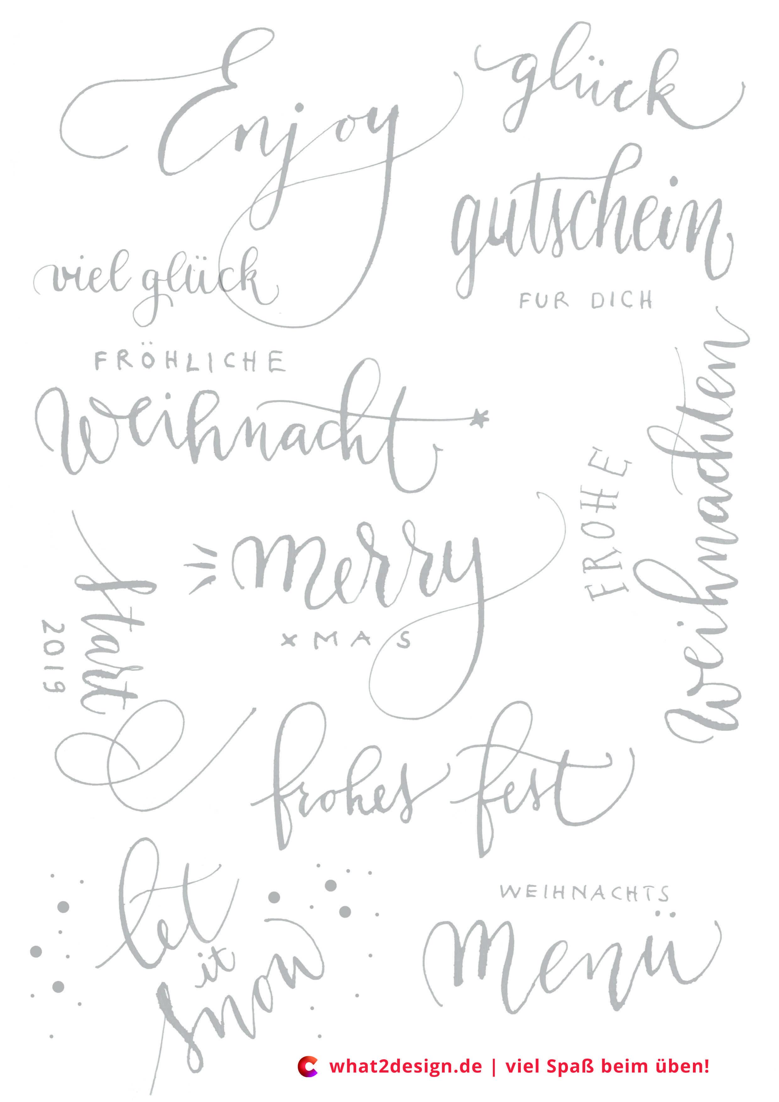 Weihnachten Lettering Buchstaben Vorlage Weihnachten Schrift Weihnachtsbuchstaben Buchstaben Vorlagen