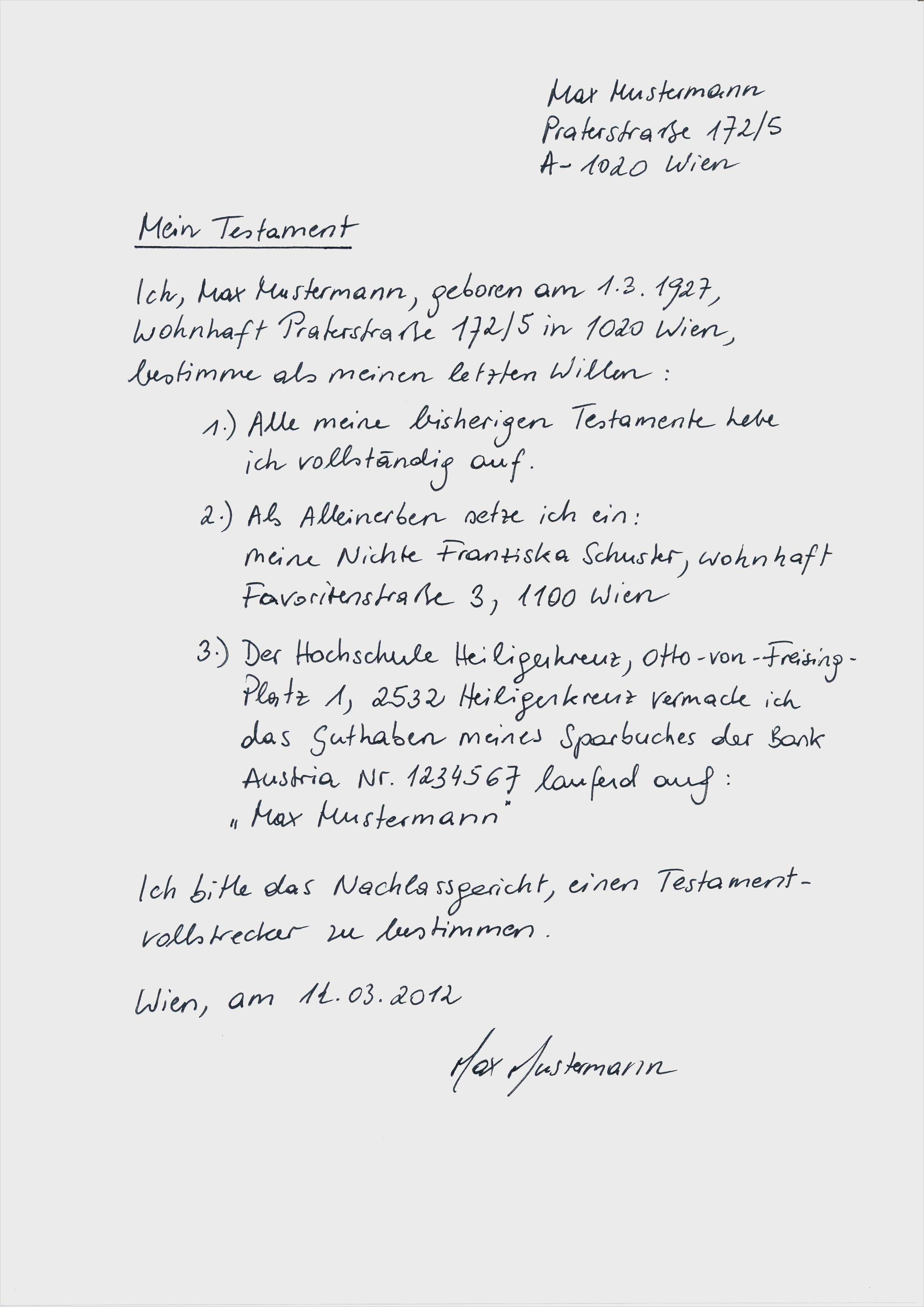 43 Fabelhaft Testament Handschriftlich Vorlage Nobel Solche Konnen Adaptieren Fur Ihre Ideen Vorlagen Lebenslauf Bewerbung Schreiben