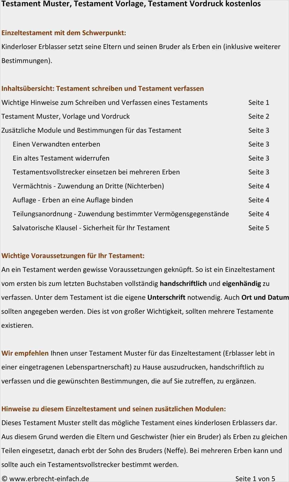 Neu Vorlage Fur Ein Handschriftliches Testament Bilder Vorlagen Vorlagen Word Lebenslauf Vorlagen Word