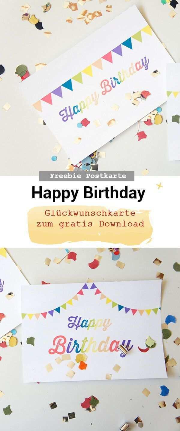 Happy Birthday Frau Scheiner Gluckwunschkarte Geburtstag Geburtstagskarte Gluckwunschkarte