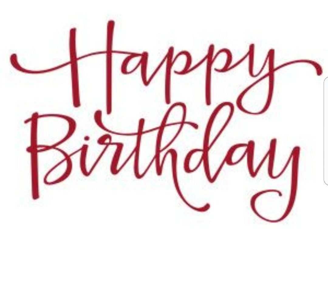 Happy Birthday Alles Gute Zum Geburtstag Schrift Geburtstagsworter Alles Gute Zum Geburtstag Kalligraphie