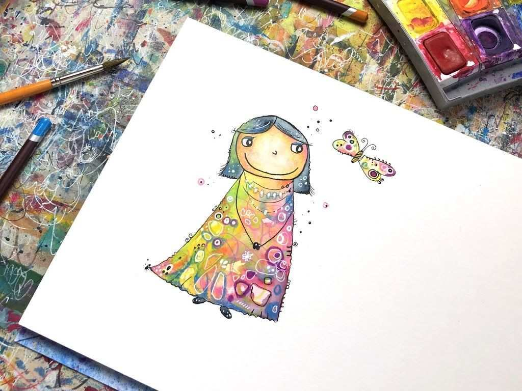 Happy Painting Der Kurs Entdecke Das Malen Ganz Neu Fur Dich Painting Beliebte Gemalde Idee Farbe