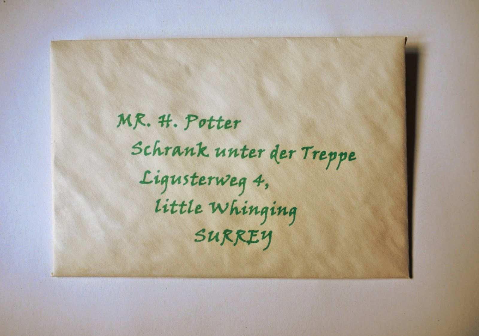 Harry Potter Brief Umschlag Anschrift Jpg 1600 1123 Einladungskarten Zum Ausdrucken Hogwarts Brief Einladungen