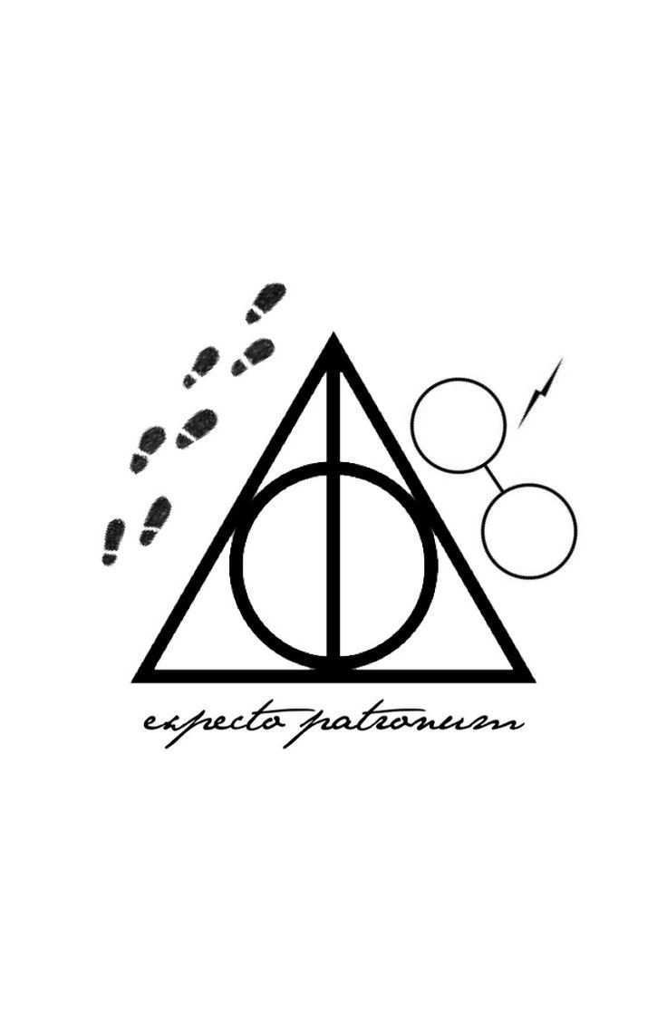 Drawing Harry Potter And The Deathly Hallows Dibujo Harry Potter Y Las Reliqu Harry Potter Tattoos Harry Potter Zeichnungen Harry Potter Bildschirmhintergrund