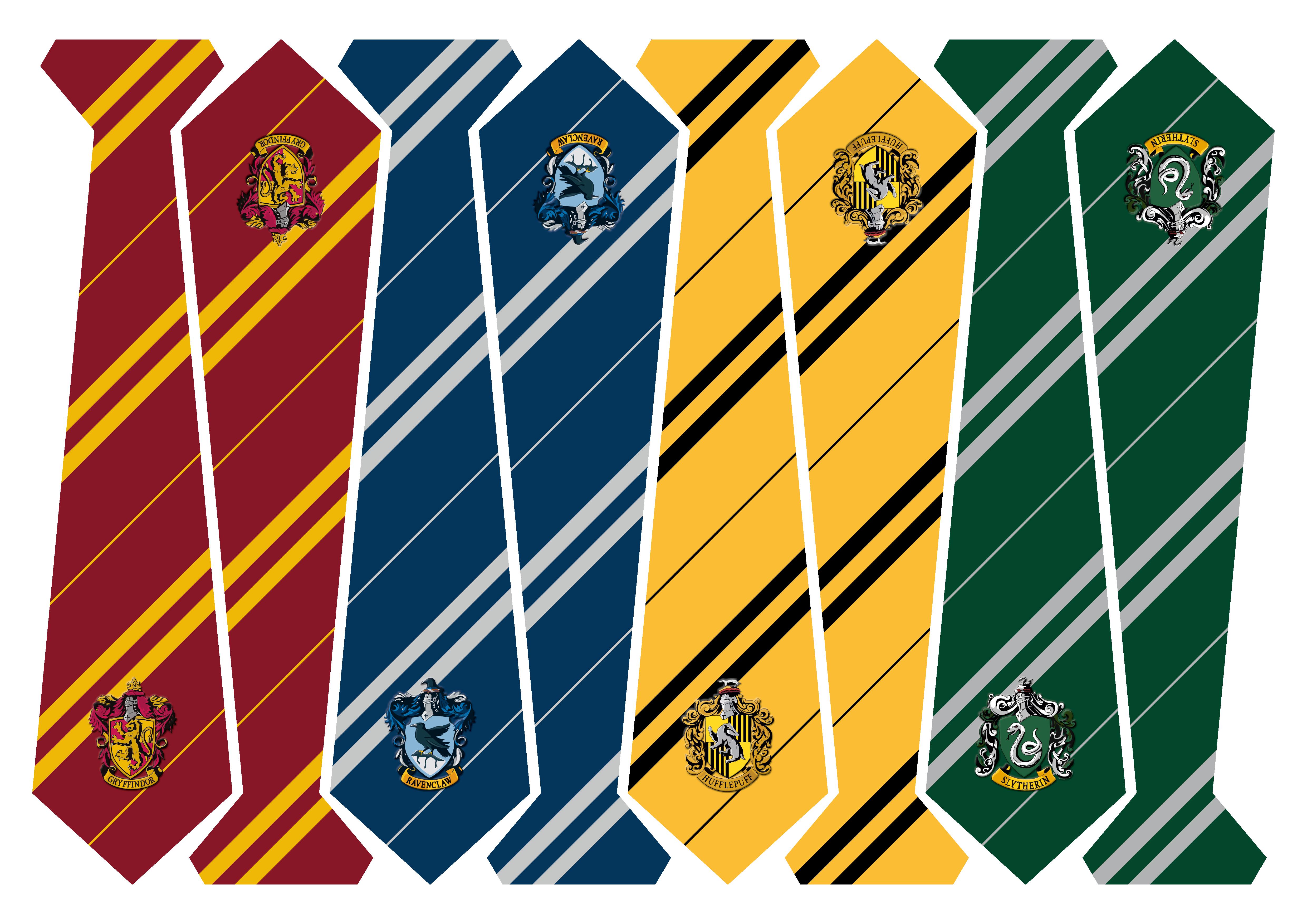 Harry Potter Krawatten Um Ausdrucken Auf A3 Harry Potter Ornamente Harry Potter Buchstaben Harry Potter Krawatte