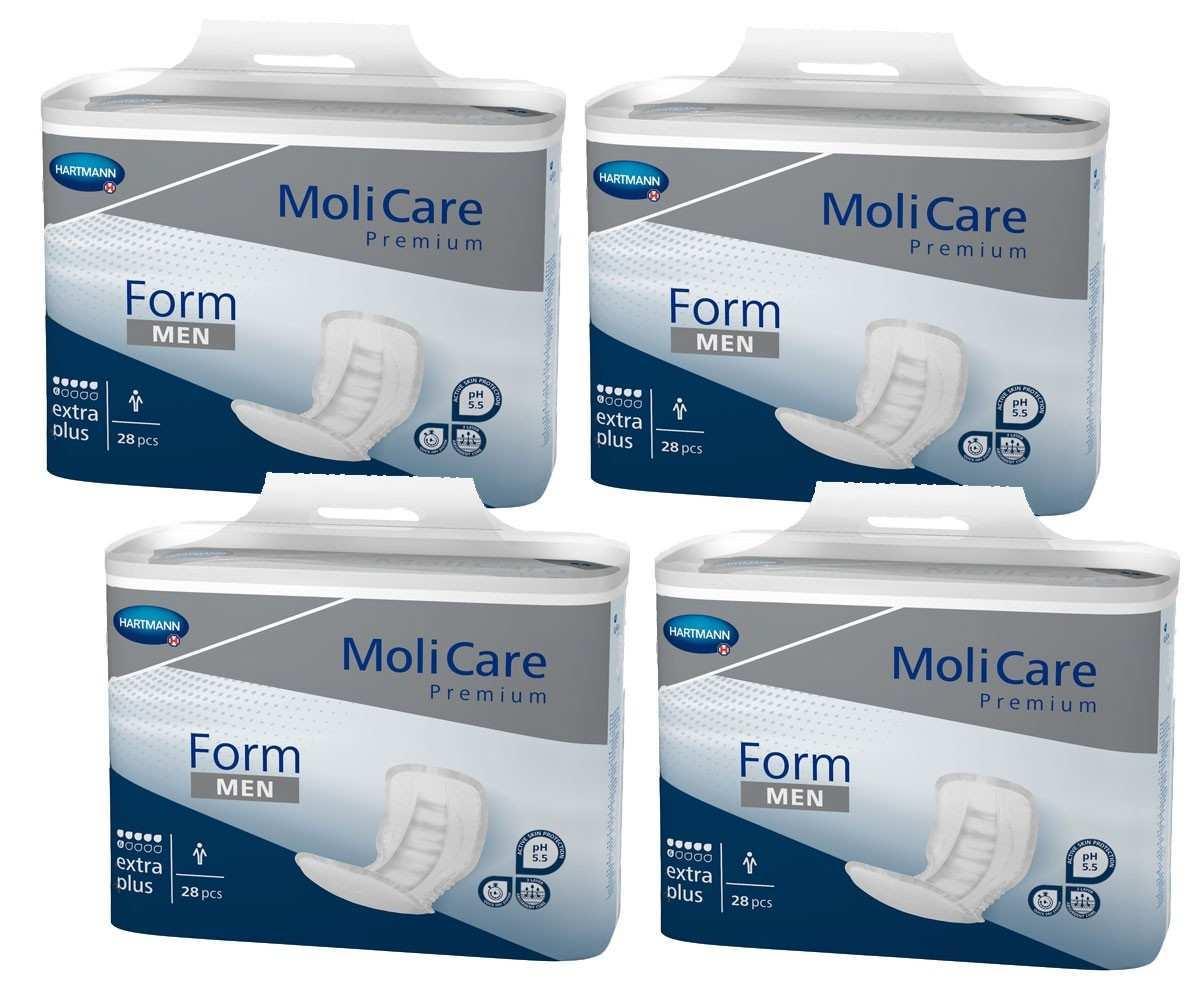 Molicare Premium Form Men Extra Plus Mannervorlage