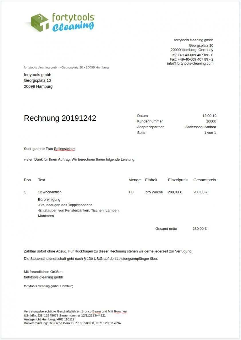 Scrollen Unsere Druckbar Von Netto Rechnung Vorlage Rechnung Vorlage Rechnungsvorlage Rechnung