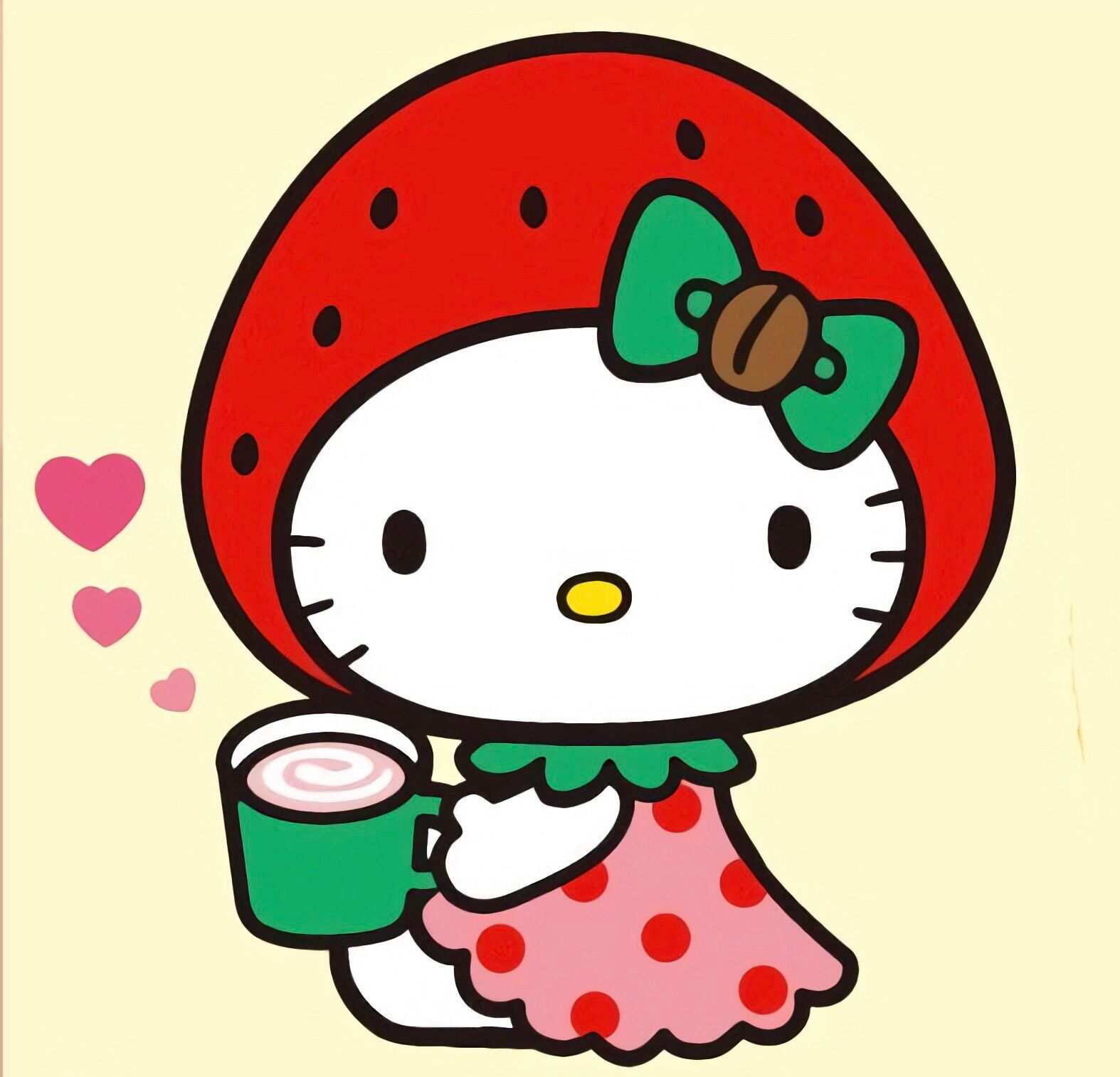 Hello Kitty X Blendy Stick Kyushu Hello Kitty Wallpaper Hello Kitty Kitty