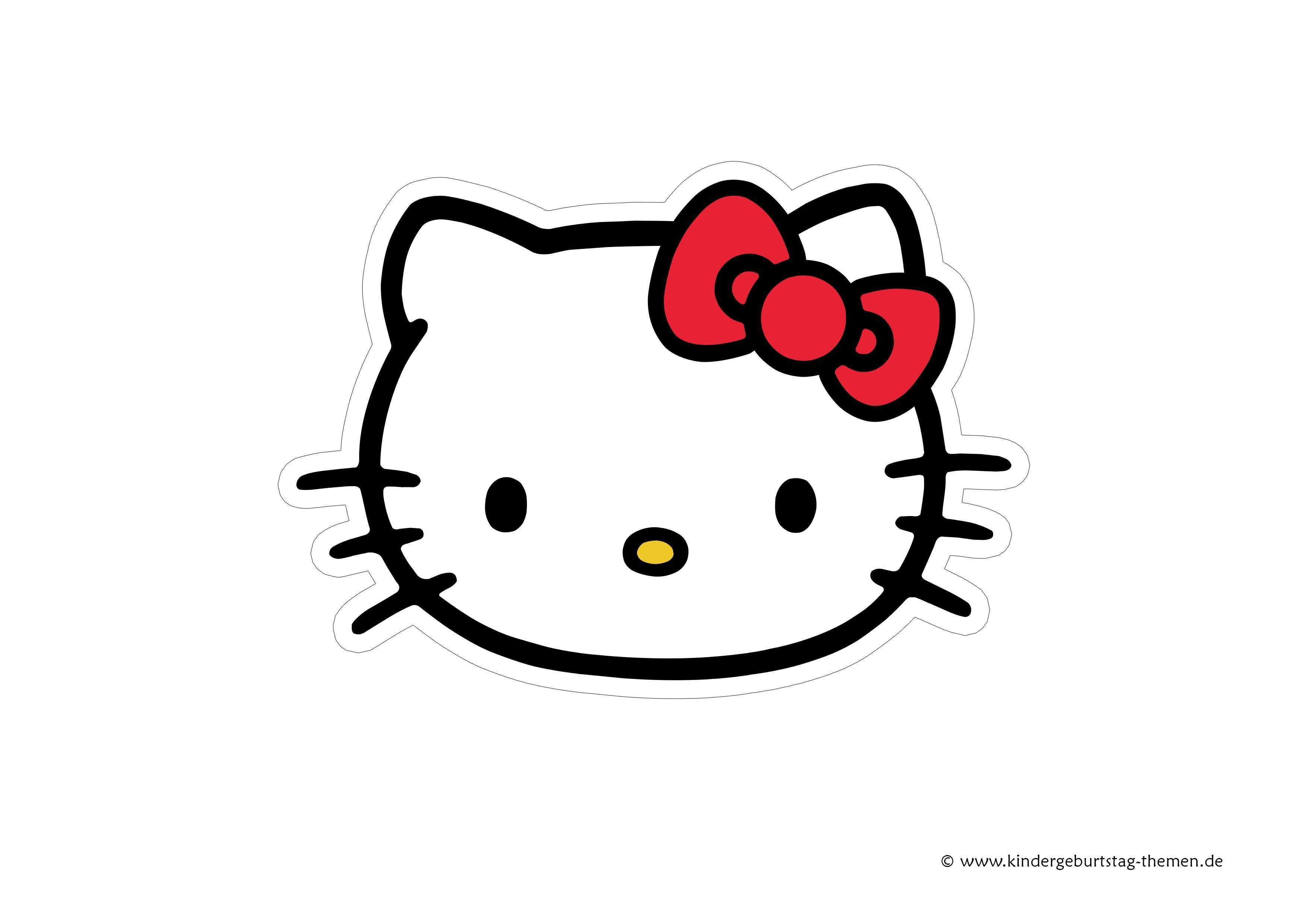 Hello Kitty Geburtstagskarte Kostenlose Einladungen Zum Ausdrucken Hello Kitty Geburtstagskarte Hello Kitty Sachen
