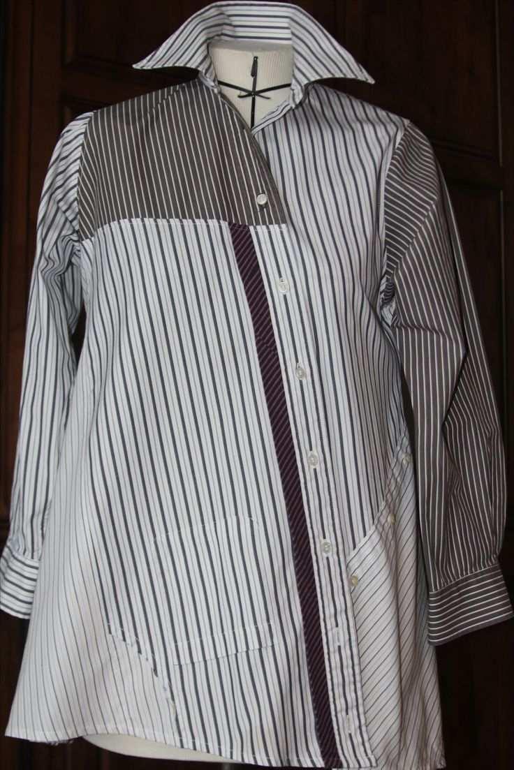 Recycled Men S Dress Shirt Voque Pattern 1274 By Lynn Mizono Tolle Auswahl Be Diy Dress Upcycling Kleidung Herrenhemd Hemd