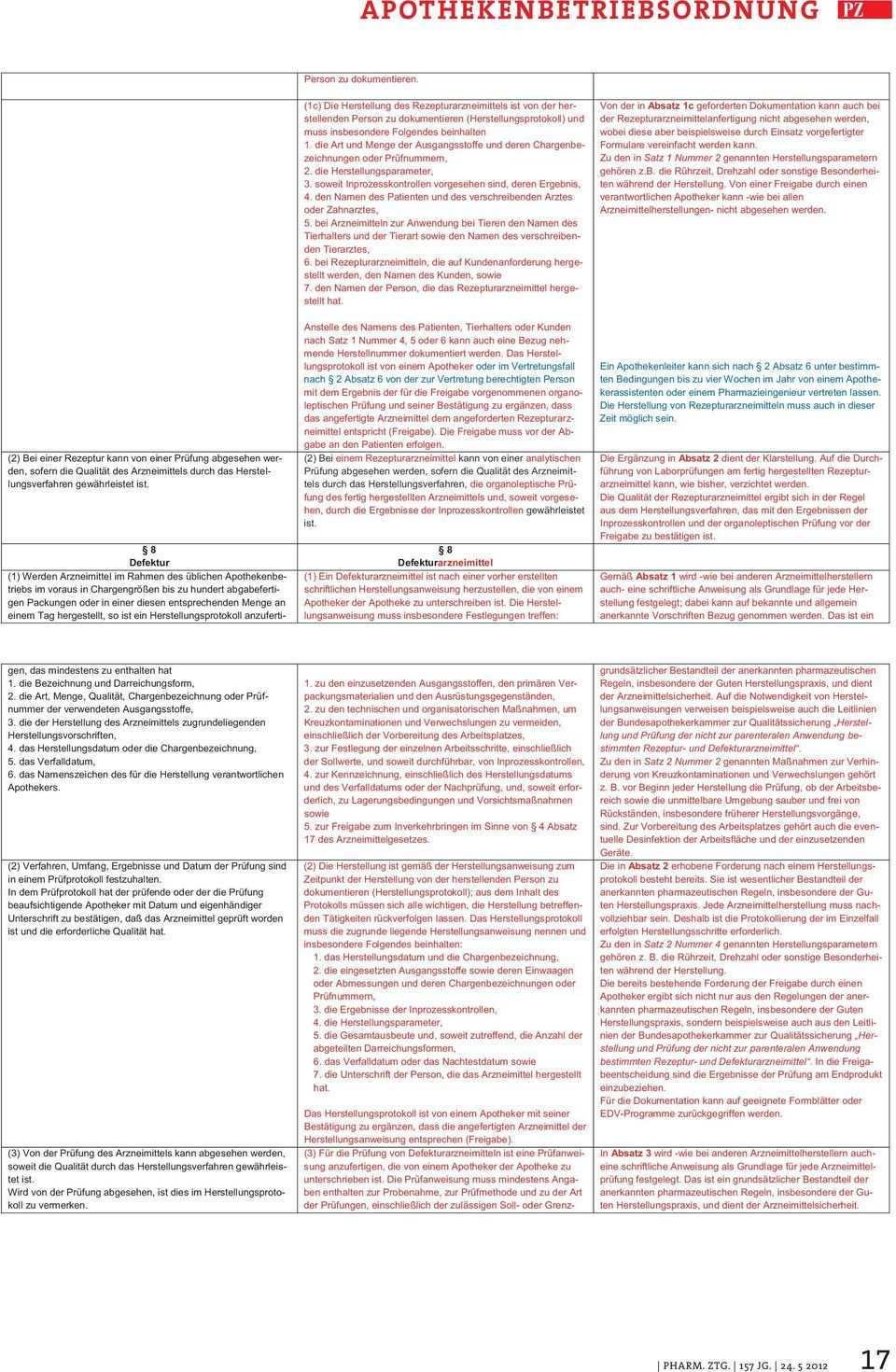 Apotheken Betriebsordnung Pdf Kostenfreier Download