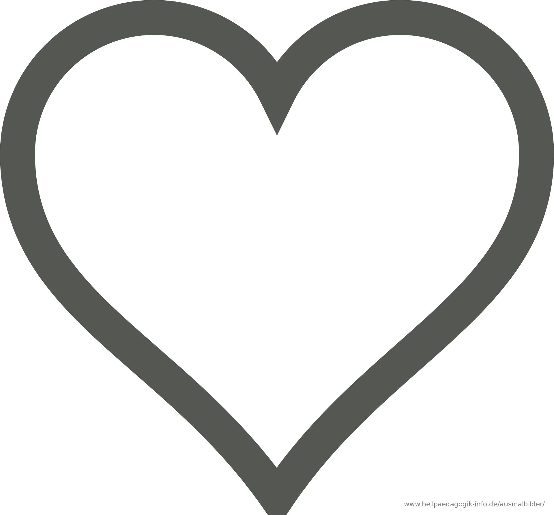 Ausmalbilder Zum Ausdrucken Din A4 Http Www Ausmalbilder Co Ausmalbilder Zum Ausdrucken Din A4 Herz Vorlage Herz Ausmalbild Ausdrucken