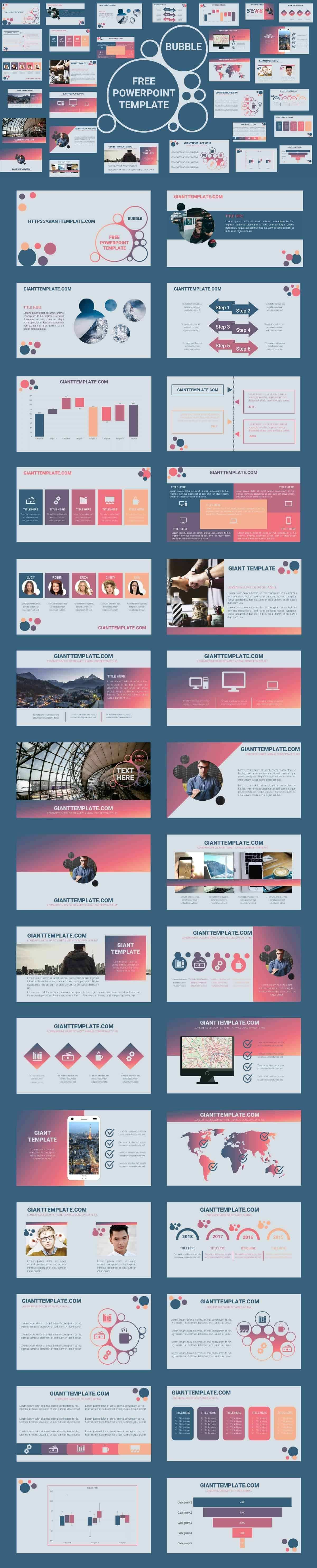 Free Download Morph Powerpoint Template Powerpoint Template Free Free Powerpoint Templates Download Powerpoint Templates