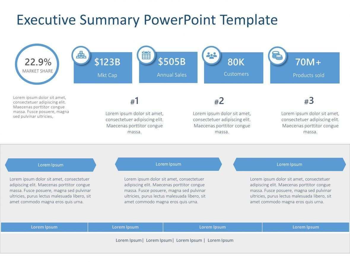 Executive Summary Powerpoint Template 40 Executive Summary Powerpoint Templates Powerpoint Presentation Design