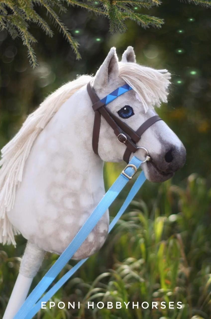 Hobby Horse By Eponi In 2020 Stockpferde Steckenpferd Selbstgemachtes Fur Kinder