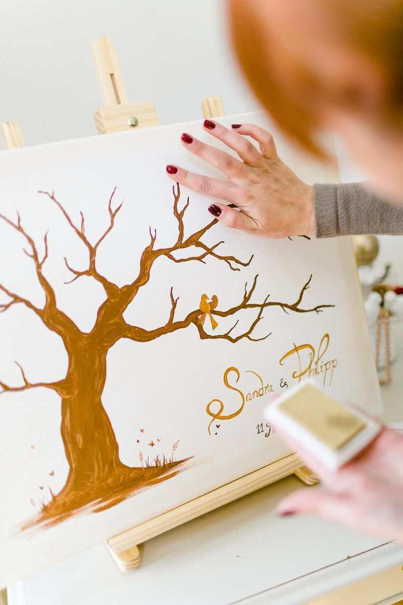 Alternativen Zum Klassischen Gastebuch Baum Hochzeit Gastebuch Hochzeit Gastebuch Baum