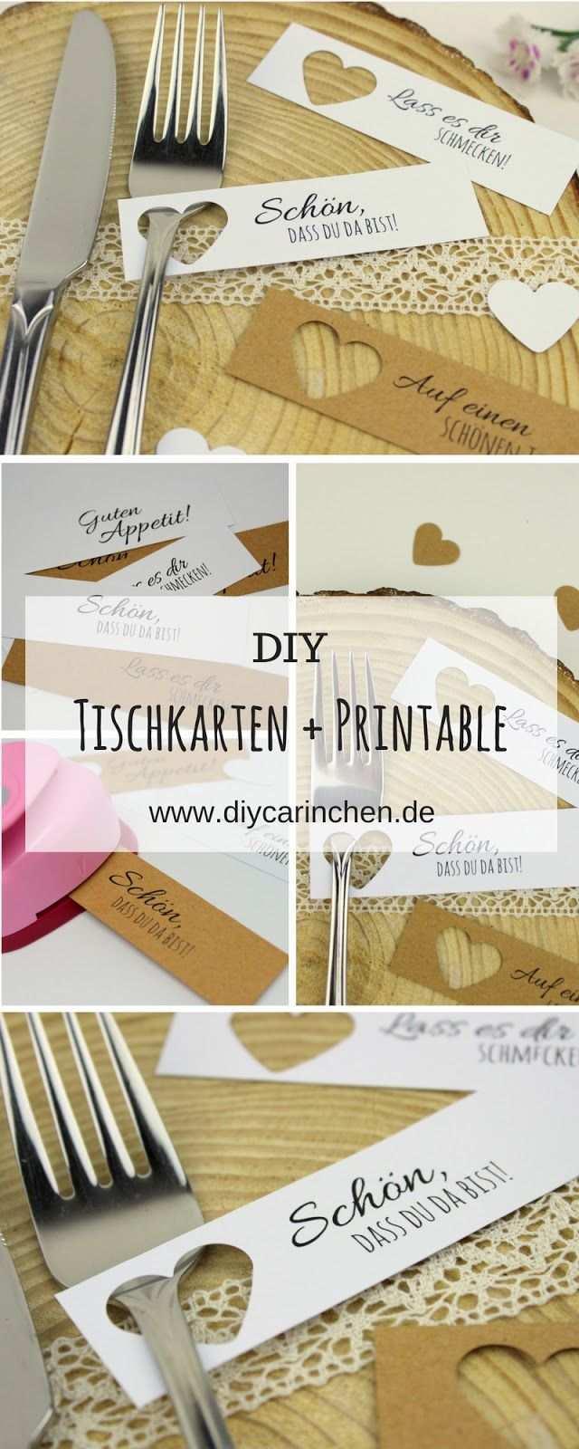 Diy Tischkarten Einfach Selber Machen Kostenlose Vorlagen Hochzeit Tischkarten Perfekte Hochzeit Selber Machen