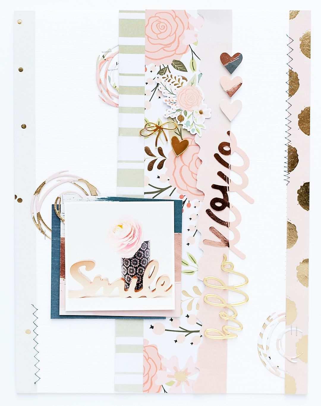New Scrapbook Layouts Hochzeitsbuch Layout Layouts Fur Erinnerungsalben Fotoalbum Gestalten