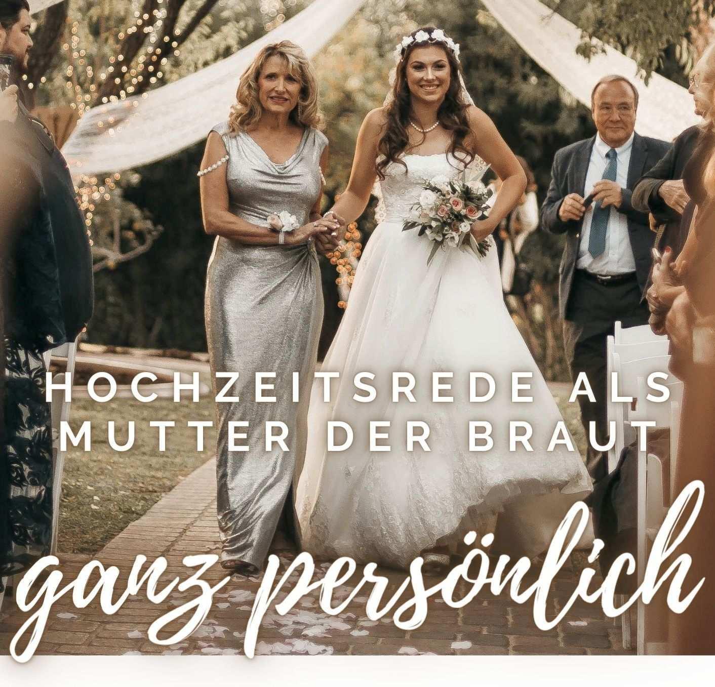 Hochzeitsrede Brautmutter Lustig 418 Beispiele Rede Brief Video