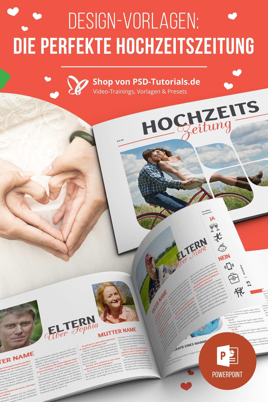 Hochzeitszeitung Vorlagen Fur Powerpoint Indesign In 2020 Hochzeitszeitung Hochzeitszeitung Ideen Hochzeitsvorlagen