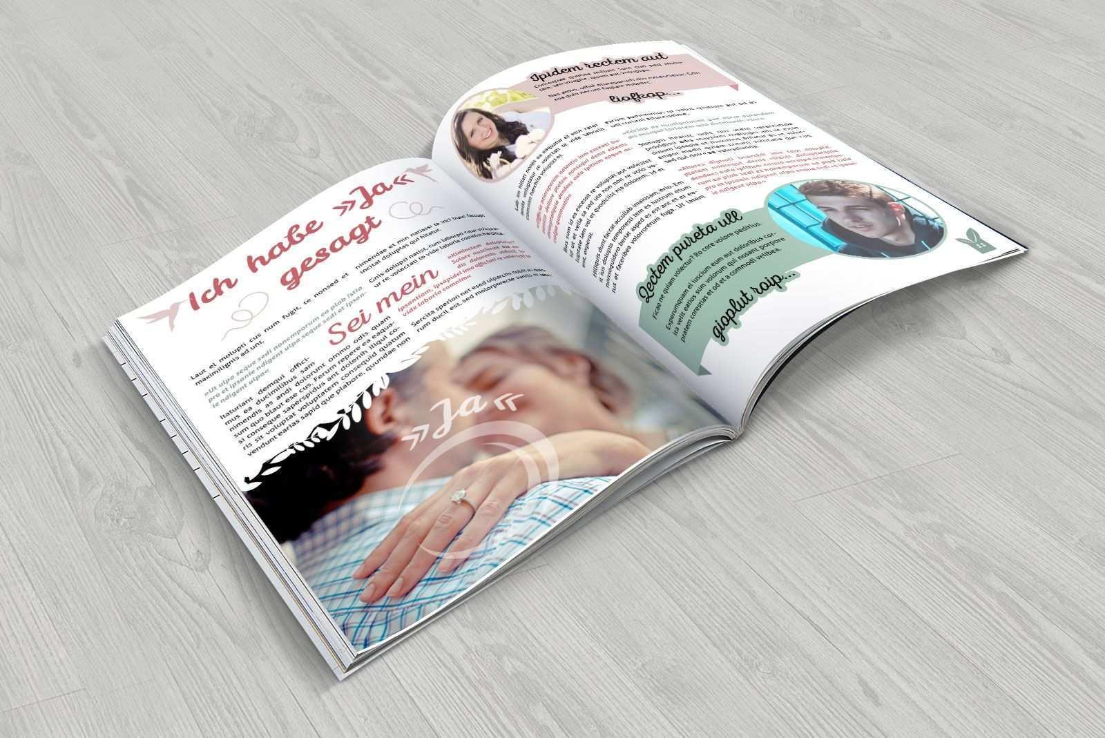 Hochzeitszeitung Vorlagen Fur Powerpoint Indesign Hochzeitszeitung Vorlagen Hochzeit