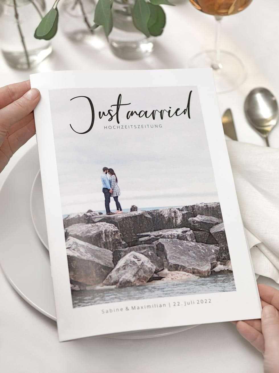 Hochzeitszeitung Vorlage Professionelles Magazin In Word Gestalten Hochzeitszeitung Hochzeitszeitung Gestalten Hochzeitszeitung Ideen