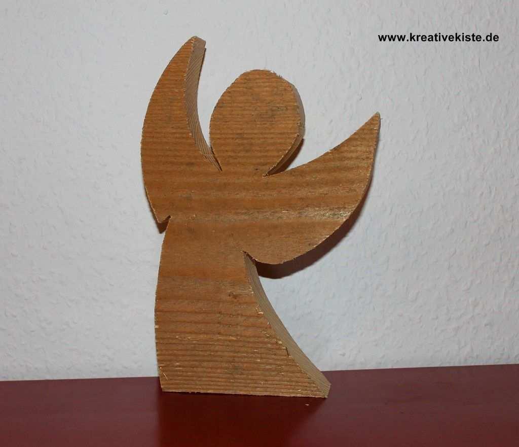 4 Holz Engel Vorlage Saege Engel Vorlage Holz Basteln Weihnachten Basteln Mit Holz