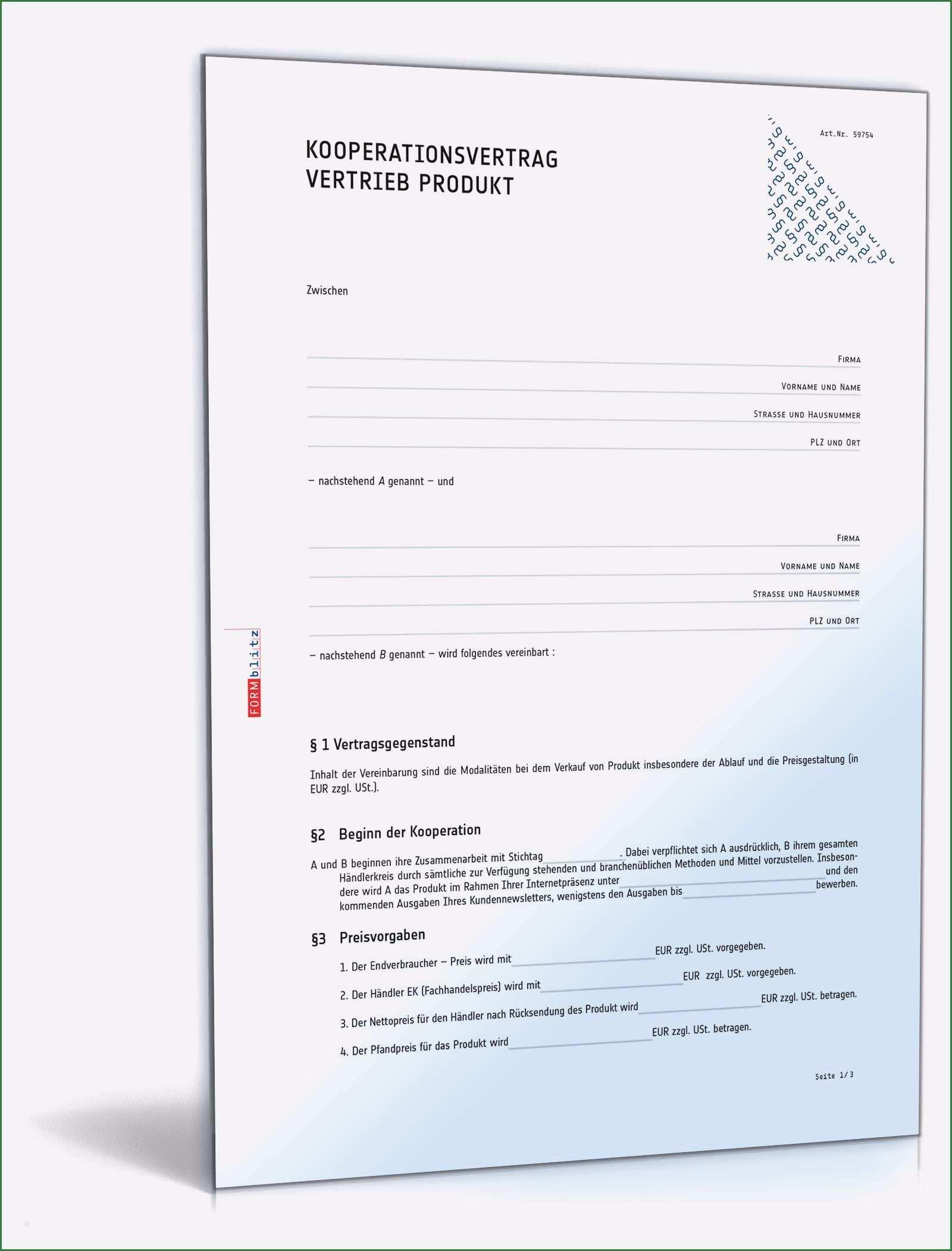 19 Fein Vorlage Kooperationsvertrag Fur 2020 Vorlagen Lebenslauf Lebenslauf Vorlagen Word