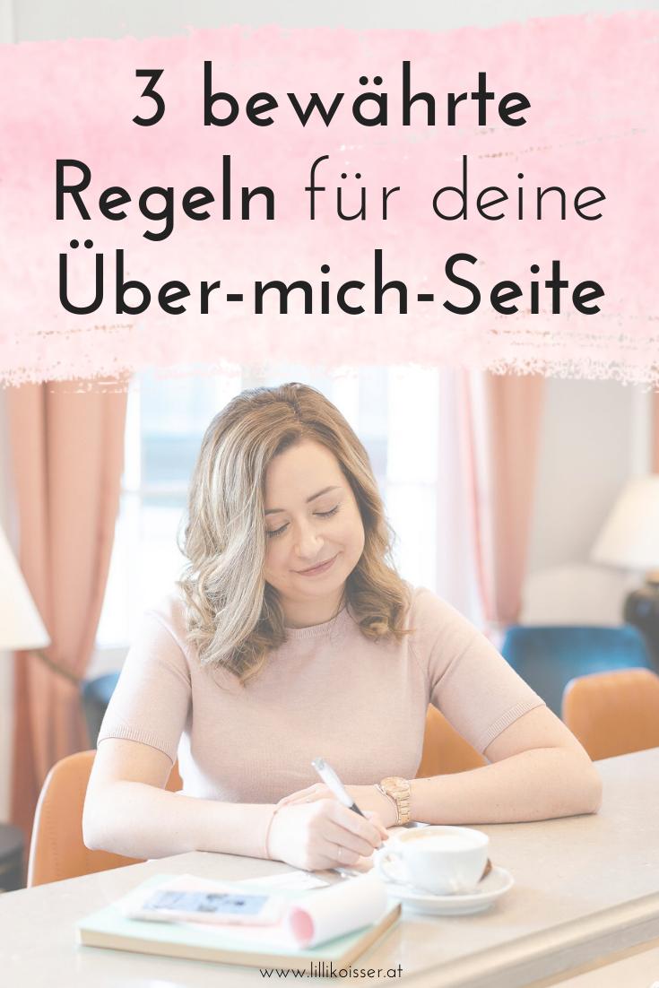 Text Vorlage Fur Deine Uber Mich Seite 3 Bewahrte Regeln In 2020 Homepage Erstellen Marketing Konzept Blog Erstellen