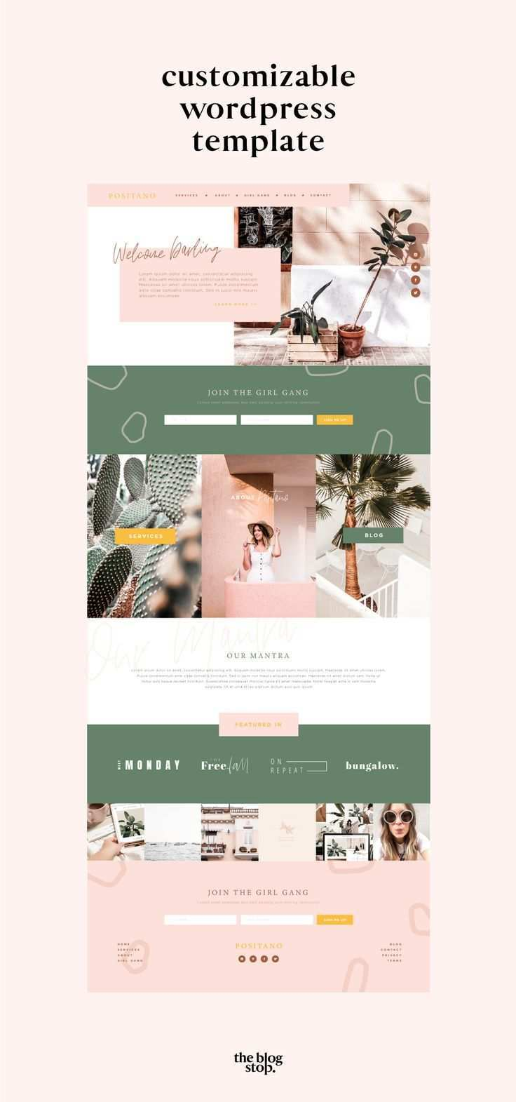 Website Template Modern Web Design Newsletter Design Inspiration Email Newsletter Template Newsletter Design