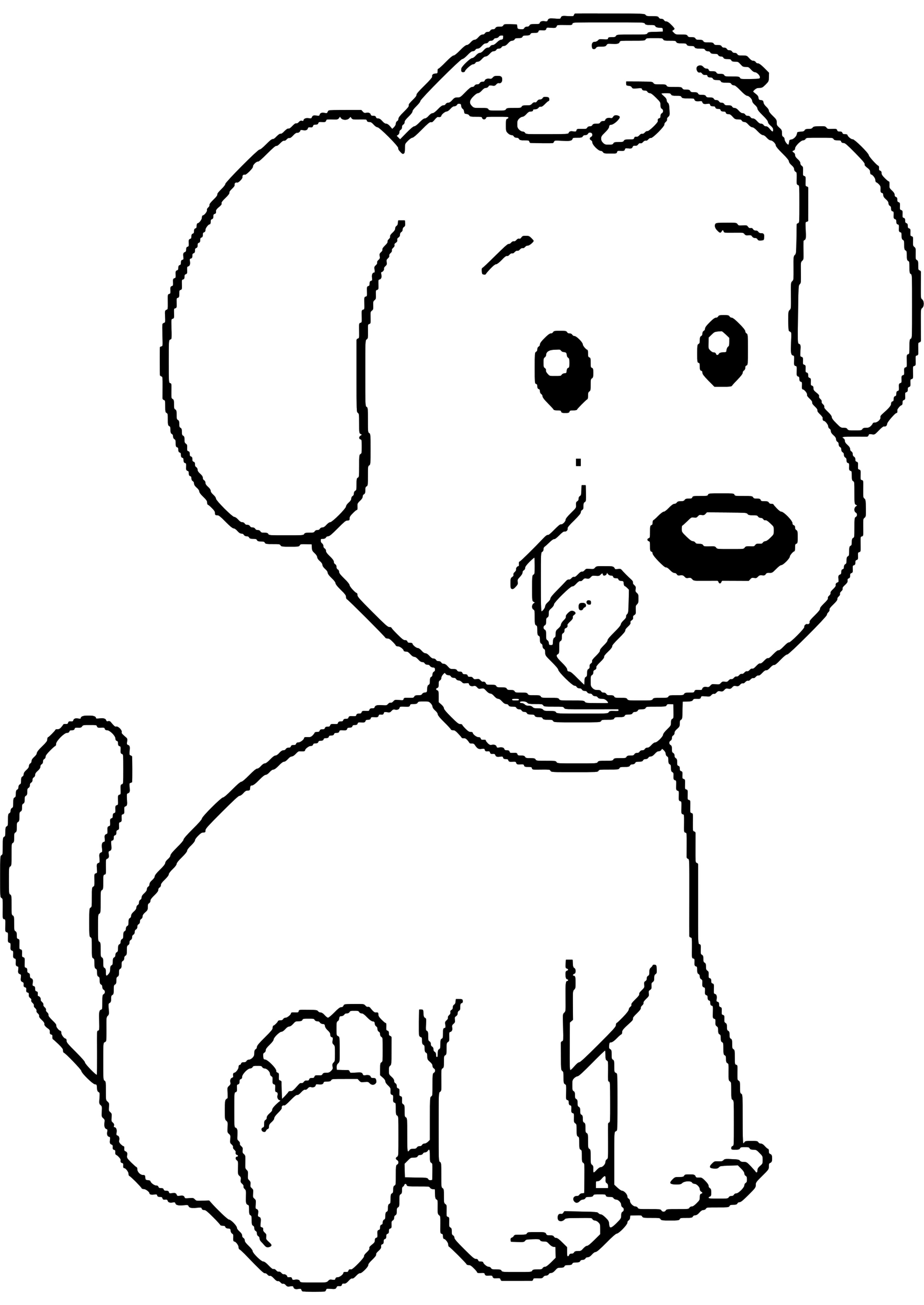 Neu Hund Malen Vorlage Farbung Malvorlagen Malvorlagenfurkinder Ausmalbilder Tiere Malvorlagen Tiere Ausmalbilder