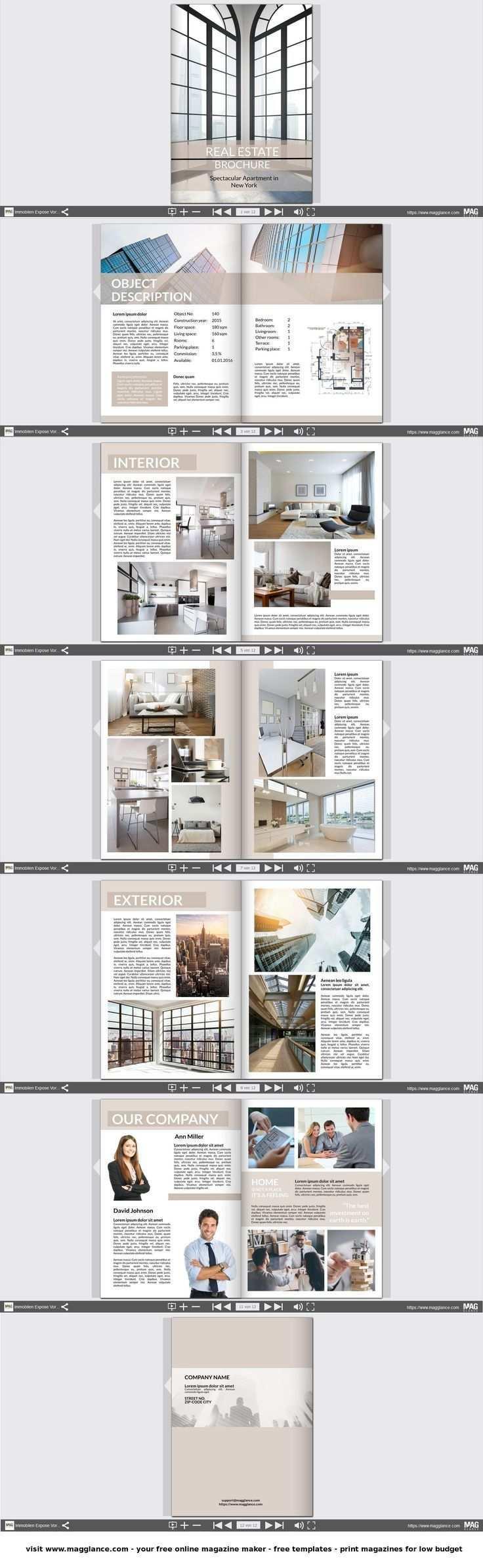 Immobilien Expose Kostenlos Online Erstellen Und Gunstig Drucken Unter De Maggl Hautpflege Demaggl Druc Expose Immobilien Immobilien Broschure Design
