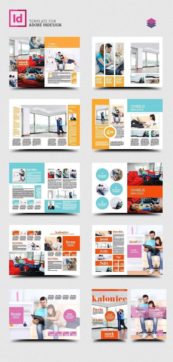 Indesign Pro Magazine Template Kalonice Magazine Layout Magazine Layout Inspiration Indesign Layout
