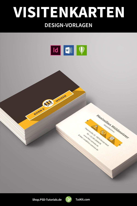 Design Vorlagen Fur Visitenkarten Herunterladen Word Indesign Corel Visitenkarten Vorlagen Visitenkarten Vorlagen Kostenlos Visitenkarten