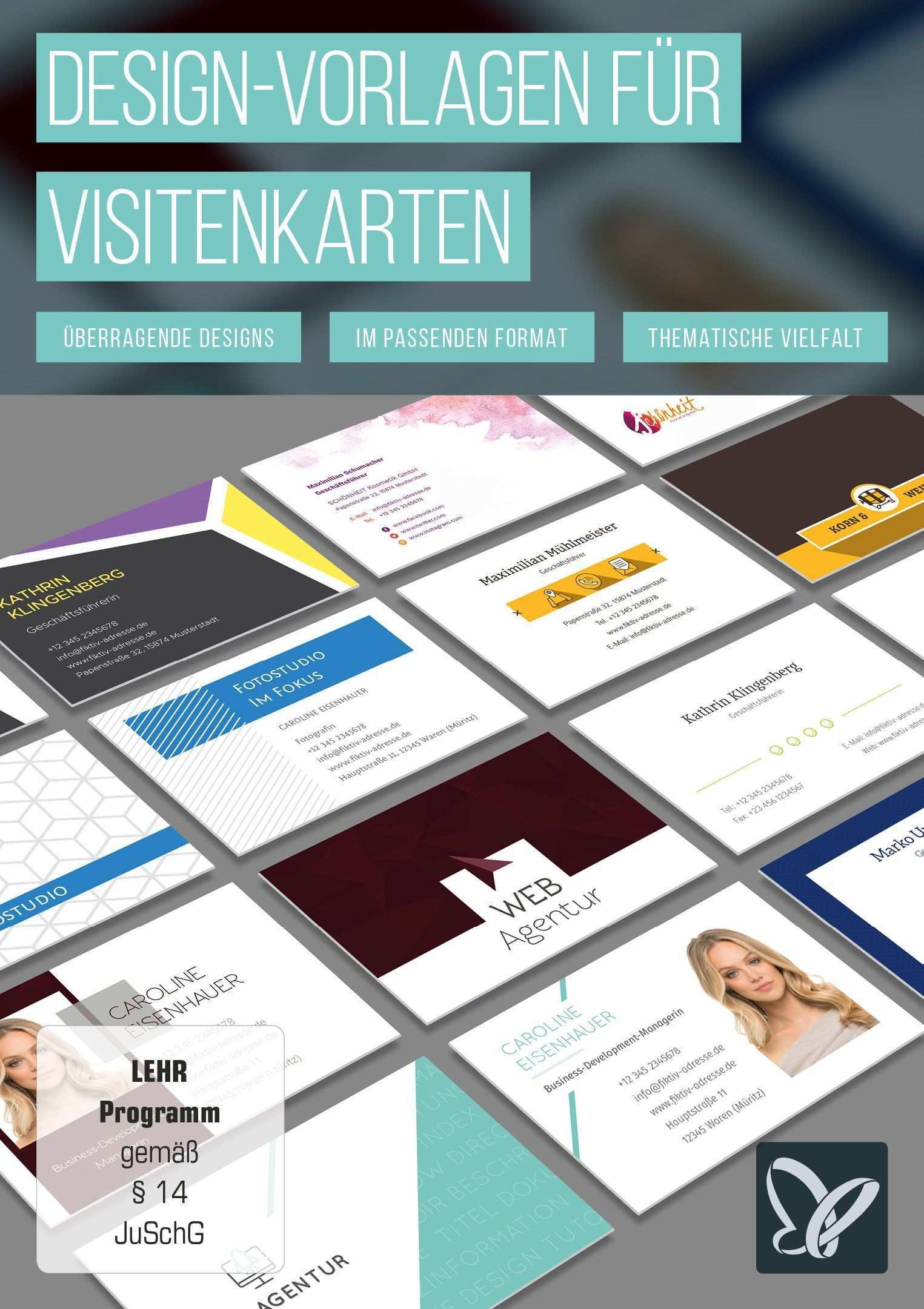 Design Vorlagen Fur Visitenkarten Herunterladen Word Indesign Corel Visitenkarten Vorlagen Visitenkarten Hochwertige Visitenkarten