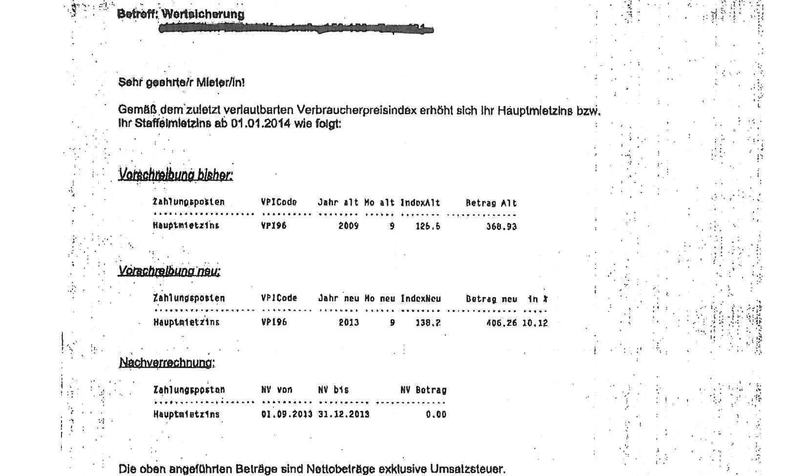 Indexrechner