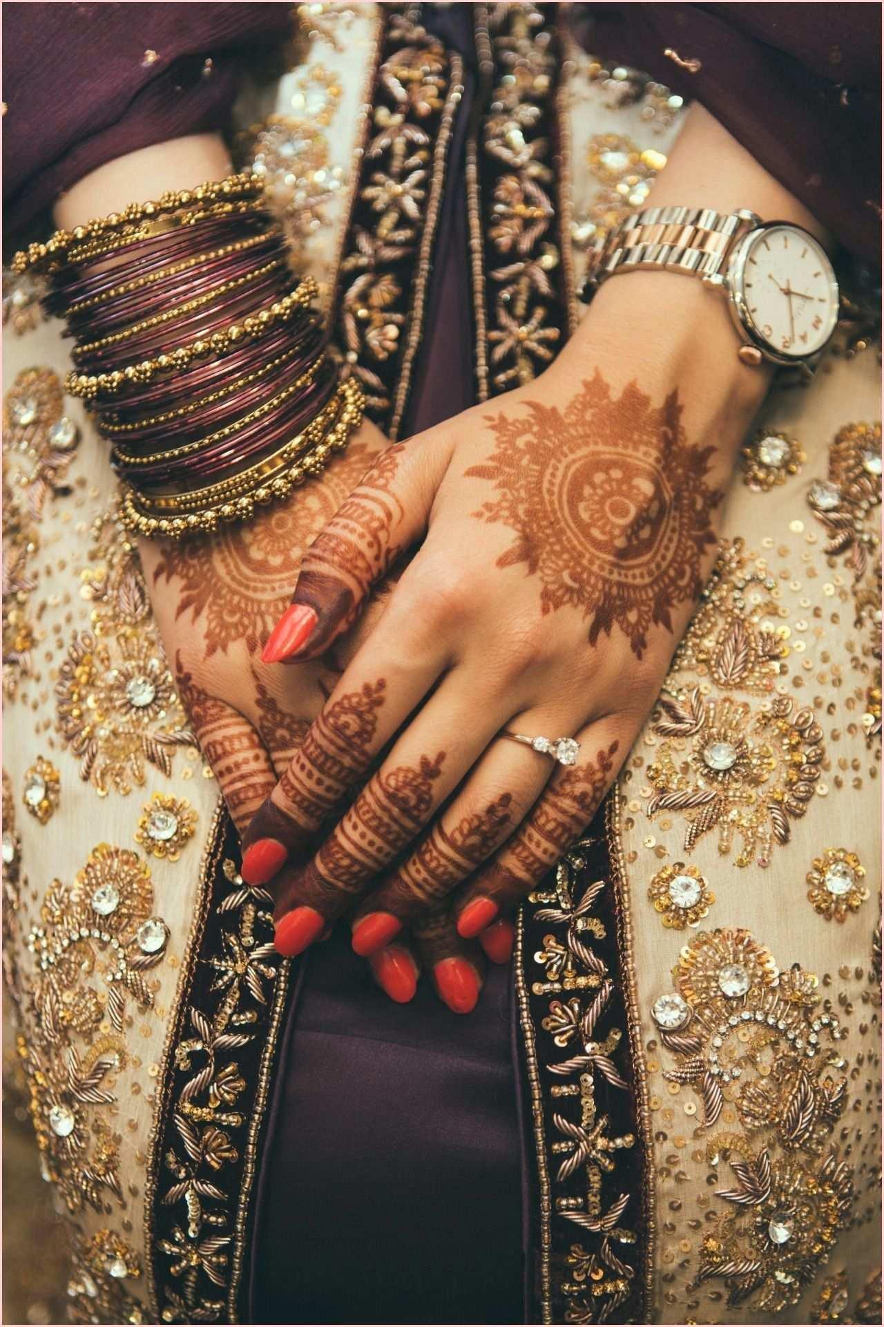 Henna Muster Einfach Mehndi Tattoo Henna Henna