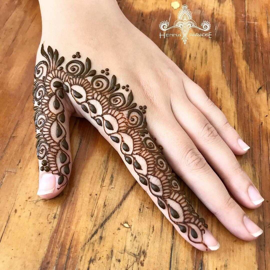 Pin By Riyan Ashraf On Latest Mehndi Designs Henna Designs Hand Mehndi Designs Henna Tattoo Designs