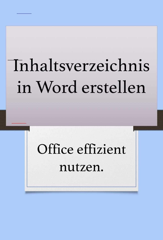 Inhaltsverzeichnisse In Word Programingsoftware In 2020 Words Office Word Programing Software