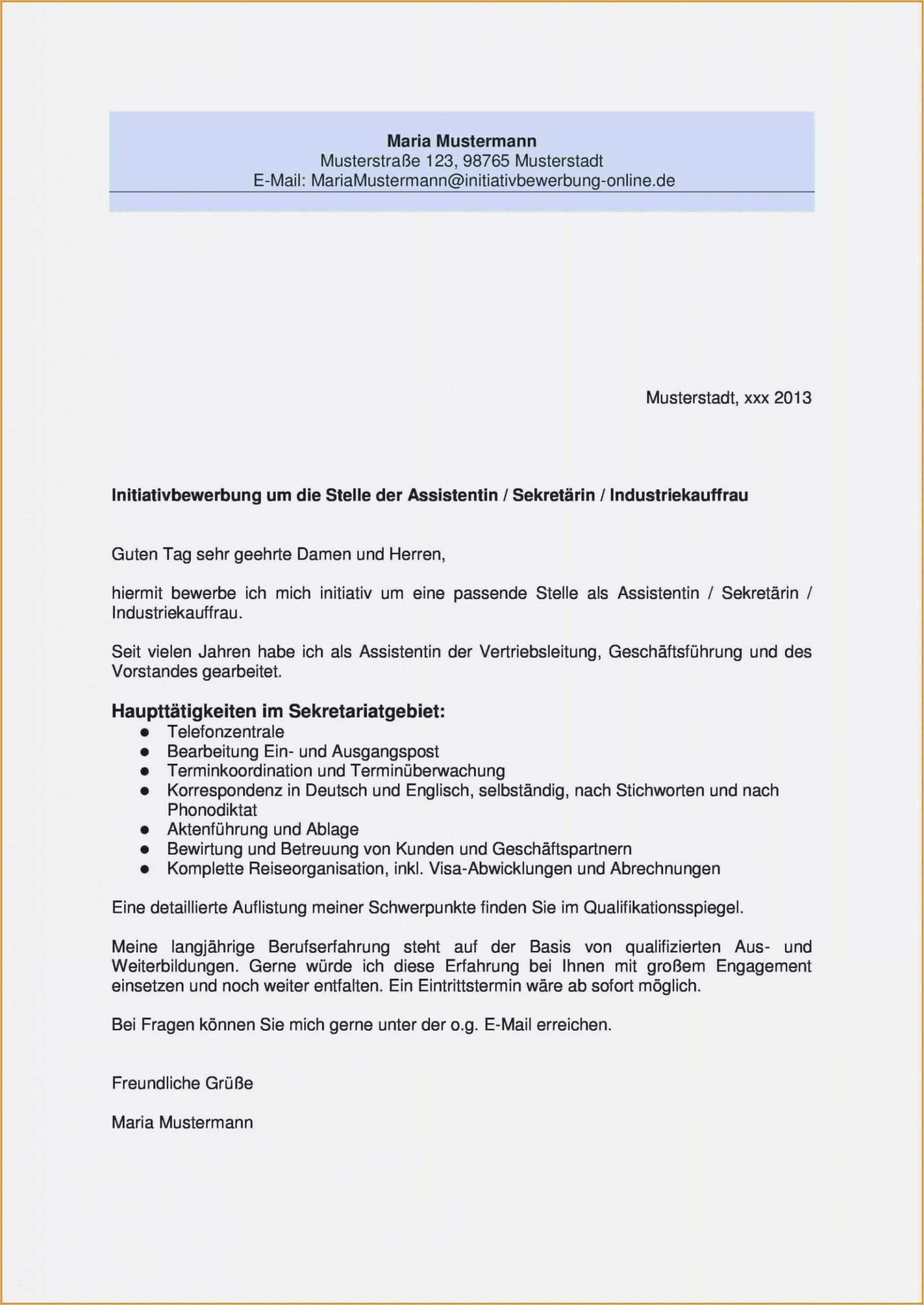 Qualifizierter Lebenslauf Vorlage Initiativbewerbung Initiativbewerbung Lebenslauf Muste In 2020 Lebenslauf Vorlagen Lebenslauf Bewerbung Anschreiben Muster