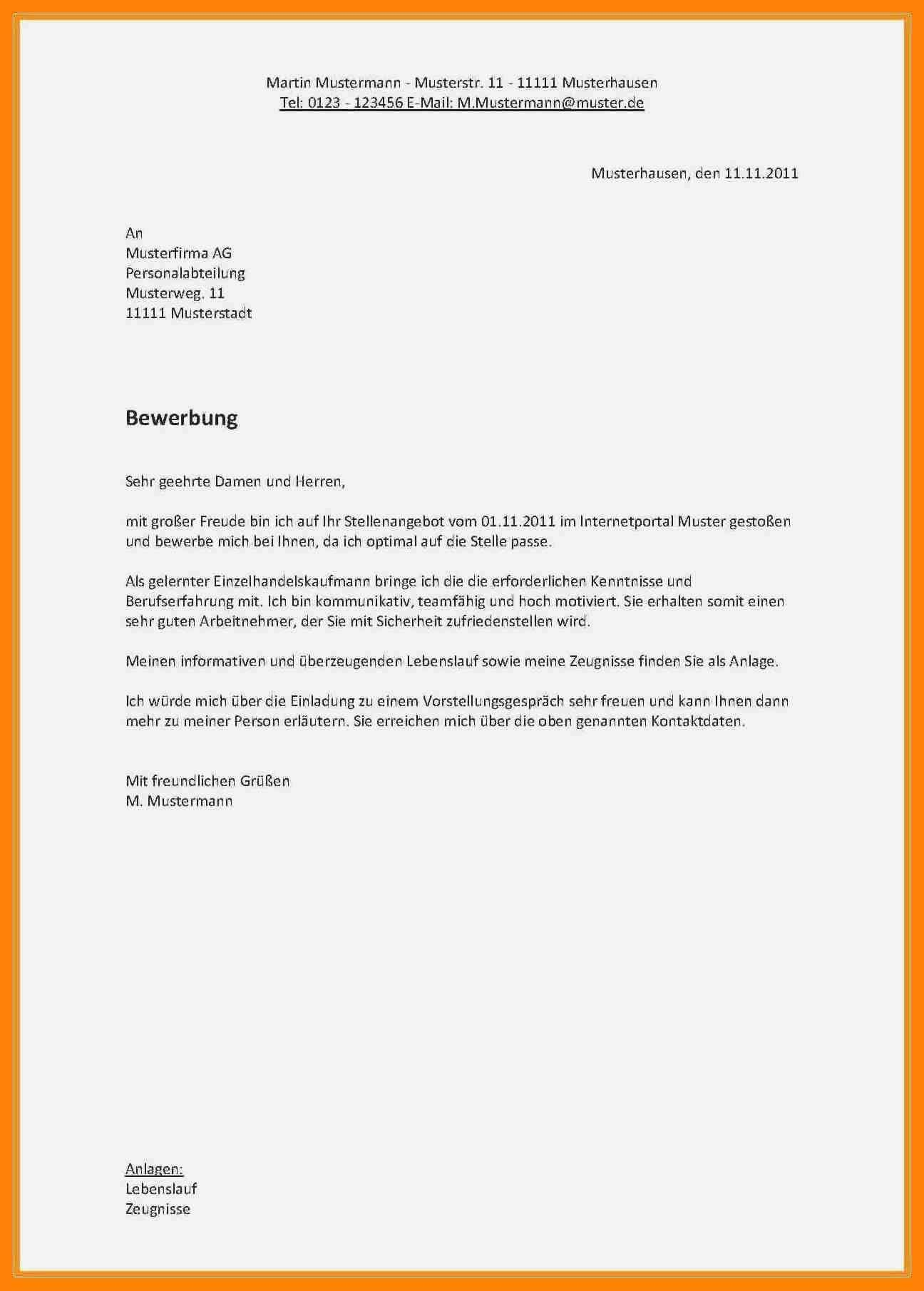 Frisch Bewerbungsschreiben Produktionshelfer Ohne Erfahrung Briefprobe Briefformat Briefvorlage Bewerbung Schreiben Anschreiben Vorlage Bewerbung