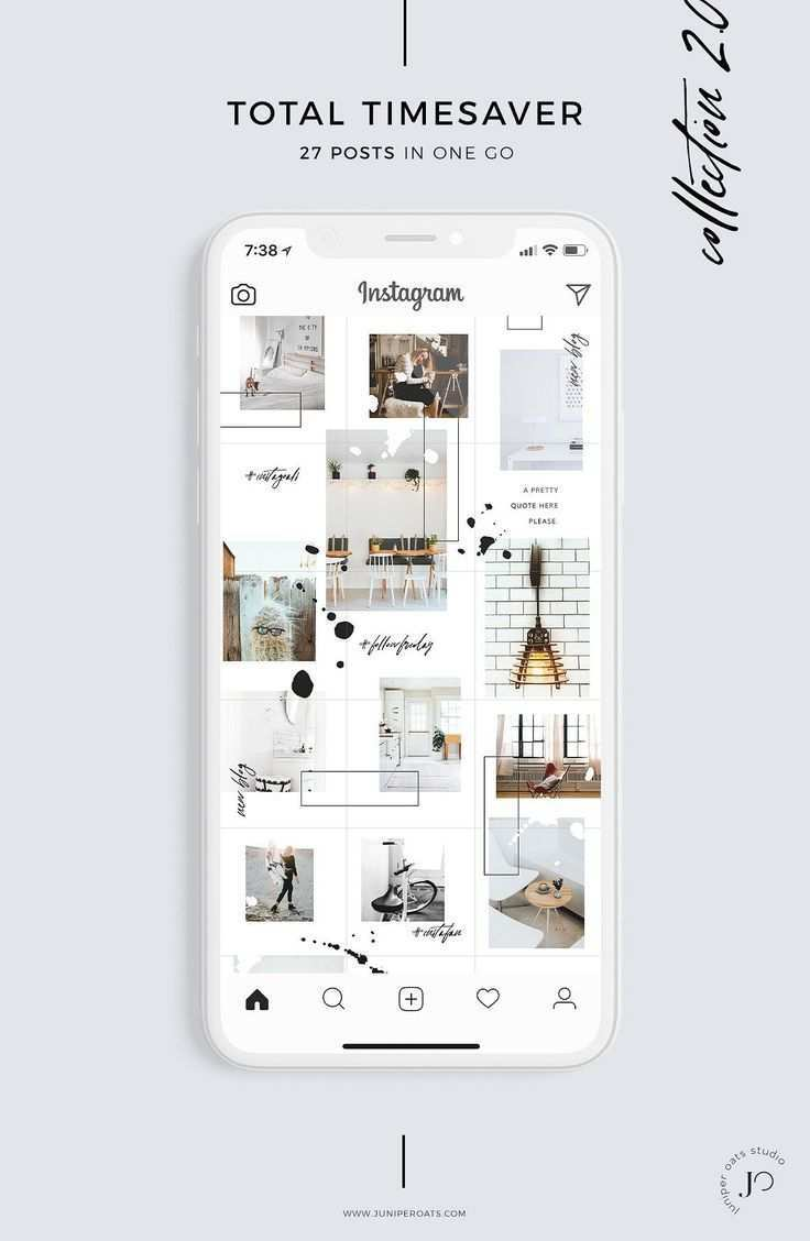 Heart Soul Instagram Puzzle Template Instagram Design Instagram Template Design Instagram Layout