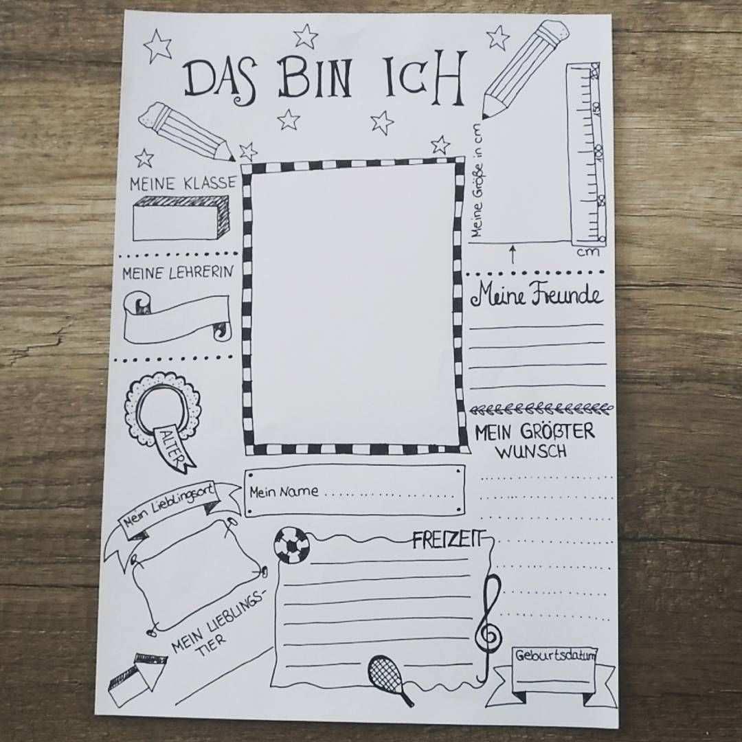 Pin Auf Klassenzeitung