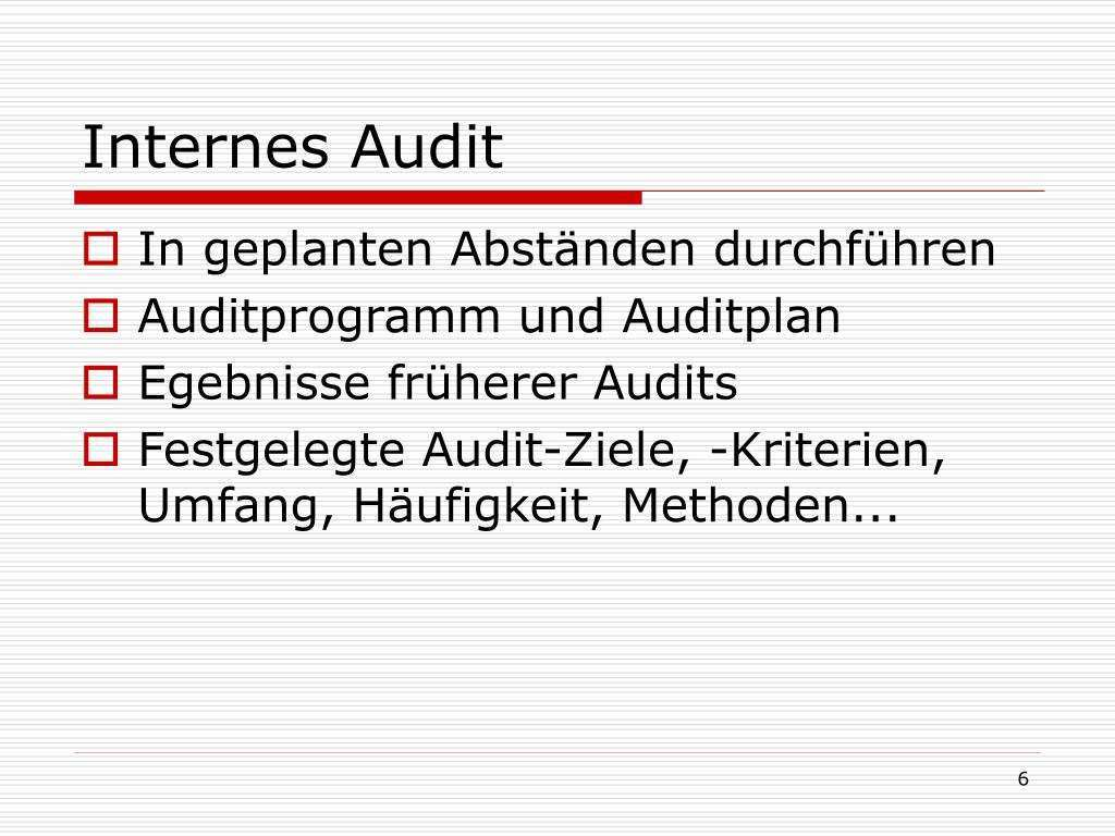 Ppt Internes Audit Powerpoint Presentation Free Download Id 5190368